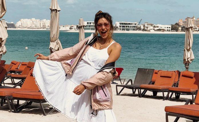 Регина Тодоренко показала фигуру в купальнике впервые после родов - today.ua