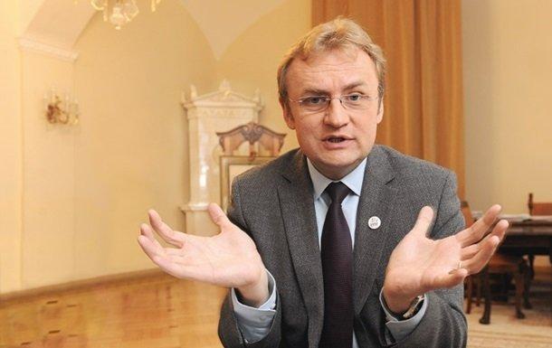 Садовий зустрічався із Зеленським: про що говорили - today.ua