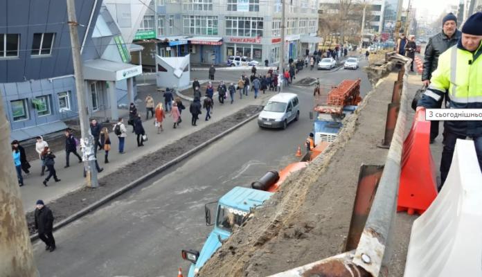 У Києві перекрили Шулявський міст: нова схема об'їзду - today.ua