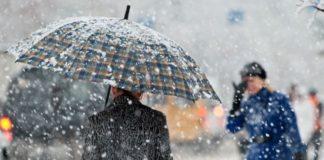 """Україну накриють дощі та мокрий сніг, - """"Укргідрометцентр"""" - today.ua"""