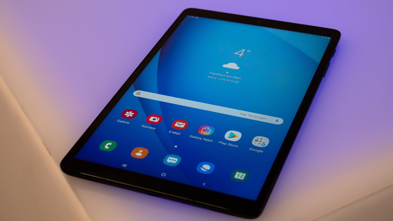 Samsung представив новий планшет з підтримкою стилуса S Pen