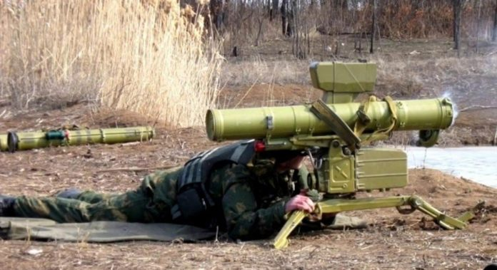Бойцы ВСУ из &quotСтугны&quot уничтожили пять единиц вражеской техники на Донбассе - today.ua