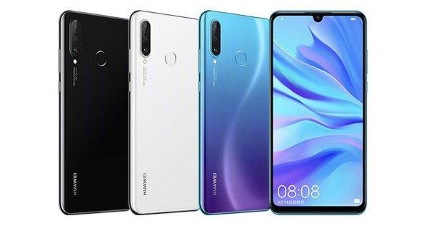 Huawei випустила бюджетний смартфон Nova 4e з потрійною камерою