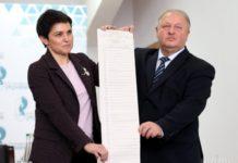 ЦВК показала, яким є бюлетень на виборах  президента України - today.ua