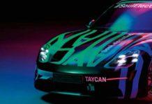 Porsche показав свій перший електромобіль - today.ua