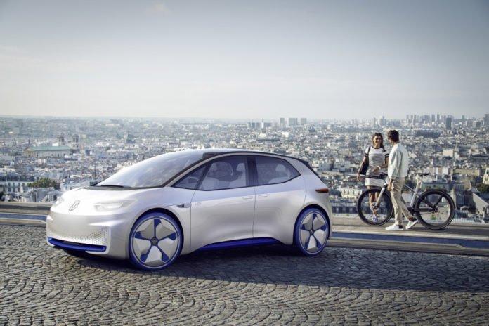 Volkswagen планує випустити бюджетний електромобіль - today.ua