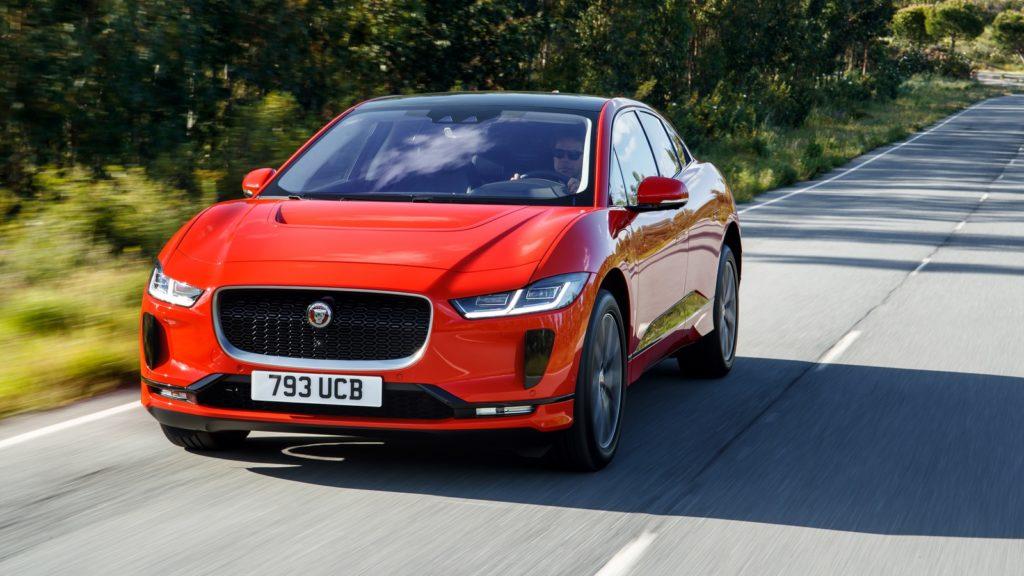 Jaguar став найбільш продаваним електромобілем без пробігу в Україні