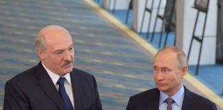 """""""Знахабніли"""": Лукашенко висловився про російські """"санкції"""" проти Білорусі - today.ua"""