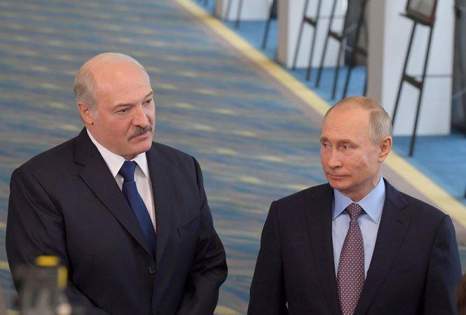 """&quotЗнахабніли"""": Лукашенко висловився про російські &quotсанкції"""" проти Білорусі - today.ua"""