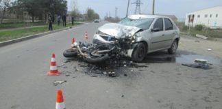В Мукачево произошло ДТП с участием 17-летнего байкера - today.ua