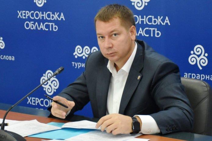 Порошенко звільнив голову Херсонської ОДА Андрія Гордєєва - today.ua