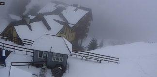 Карпати засипало снігом - today.ua