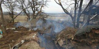 Опубліковані фото з місця загибелі військових ЗСУ Червоної і Мілютіна - today.ua