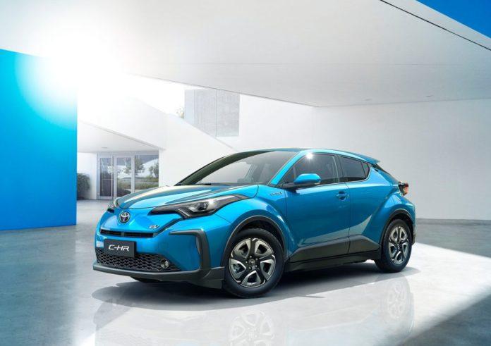 Toyota представила новый электромобиль - today.ua