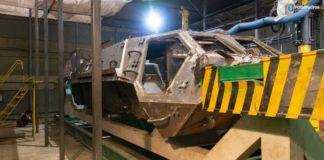 В Харькове запустили серийное производство корпусов для новых БТР-4 - today.ua
