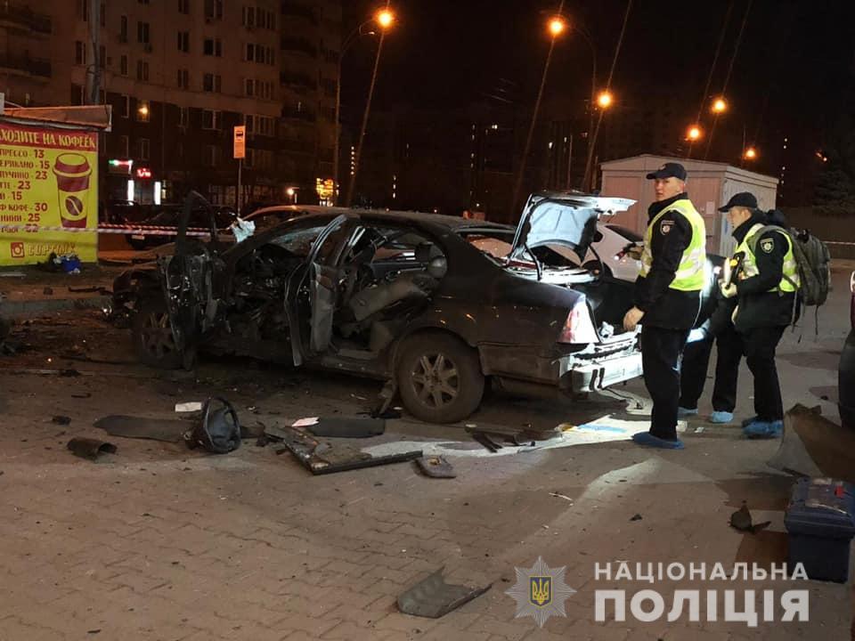 В Киеве подорвали автомобиль офицера украинской разведки: пострадал диверсант - today.ua