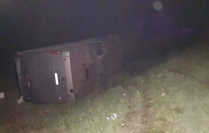 В Росії київський автобус потрапив у ДТП: постраждав 21 українець - today.ua