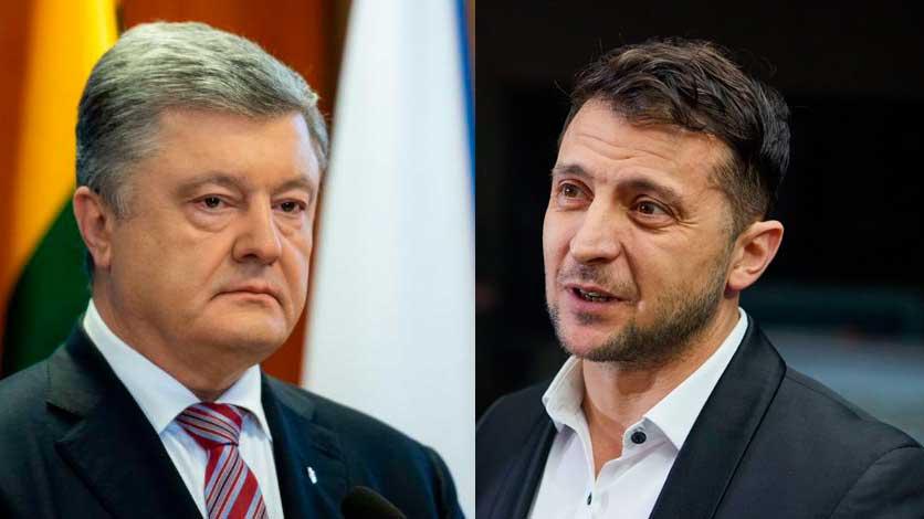 РосТВ будет транслировать дебаты Порошенко и Зеленского - today.ua
