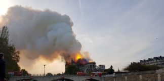 Пожар в Соборе Парижской Богоматери: что удалось спасти и кто пострадал - today.ua
