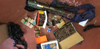 У киянина вдома знайшли справжній арсенал зброї з зони ООС: опубліковані фото - today.ua