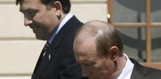 """""""Токсичний троль"""": Саакашвілі звернувся до Путіна - today.ua"""