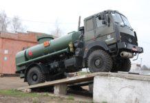 Минобороны испытывает новый экологический топливозаправщик для ВСУ - today.ua
