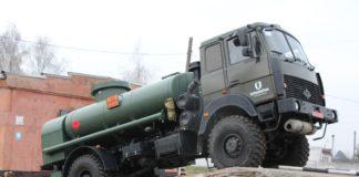 """Міноборони випробовує новий екологічний паливозаправник для ЗСУ"""" - today.ua"""