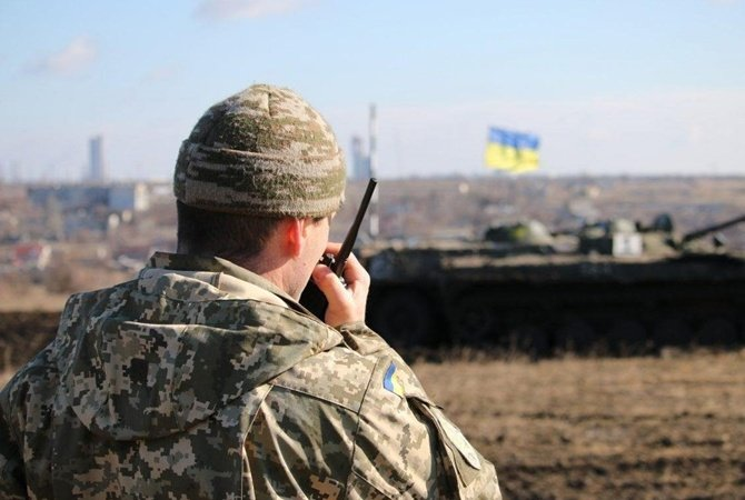 На Донбасі поранено двох українських військових - today.ua