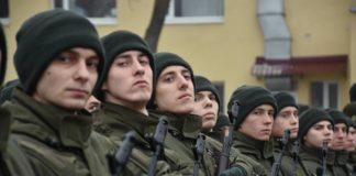 Боец Нацгвардии отбил селезенку сослуживцу - today.ua