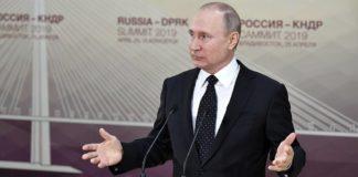 """Путин назвал """"гуманитарной помощью"""" выдачу российских паспортов жителям Донбасса - today.ua"""
