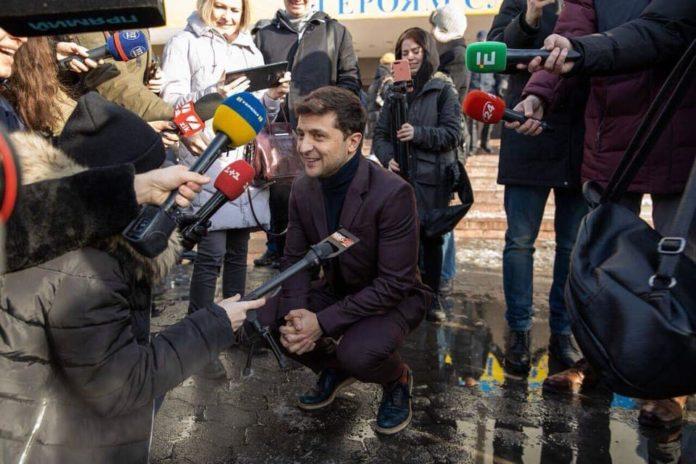 "Зеленський &quotзаплатив"" за голос одного виборця 16 гривень - today.ua"