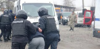 Неадекватний член ДВК надавав стусанів офіцеру поліції - today.ua