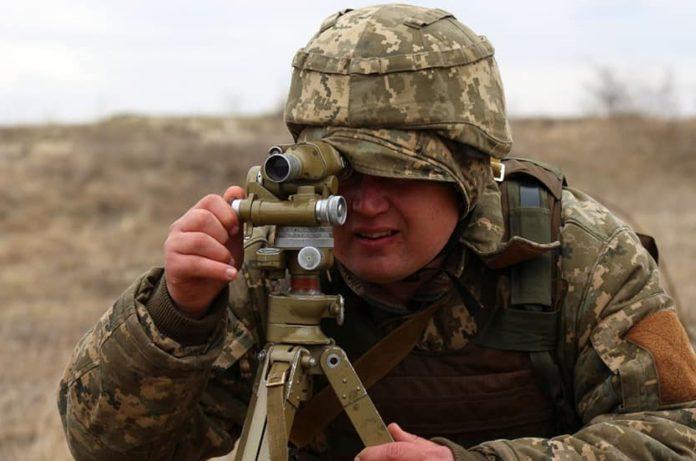 Бойовики на Донбасі чотири рази обстріляли позиції ЗСУ - today.ua