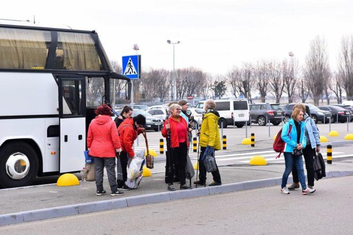 Аеропорт Бориспіль збільшив вартість парковки в два рази