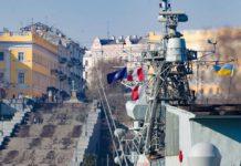 До Одеси прибули два фрегати НАТО: опубліковані фото - today.ua