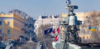 """В Одессу прибыли два фрегата НАТО: опубликованы фото"""" - today.ua"""