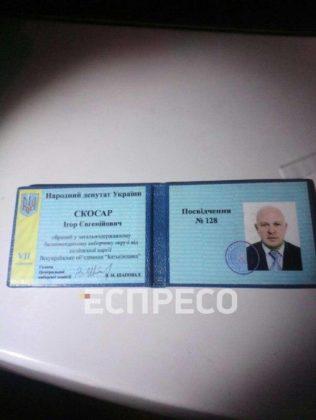 """Екс-депутата """"Батьківщини"""" спіймали за кермом у нетверезому стані"""