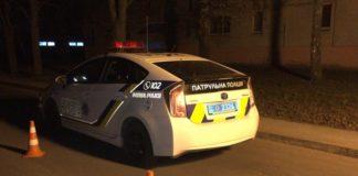 В полицейском автомобиле скончался мужчина - today.ua