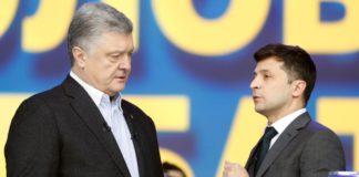 Стало відомо, скільки Порошенко і Зеленський витратили на передвиборну агітацію - today.ua