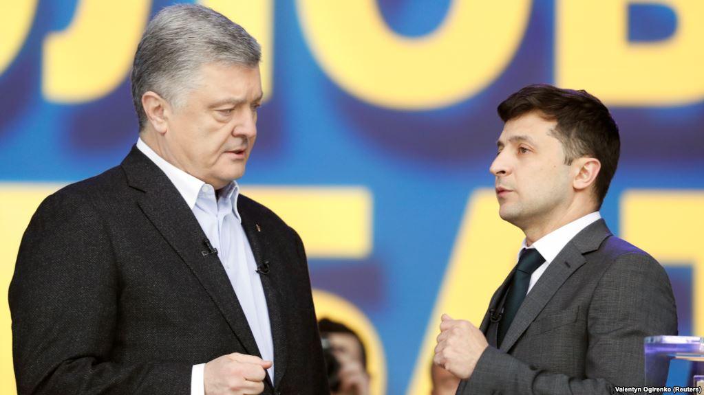 Стало известно, сколько Порошенко и Зеленский потратили на предвыборную агитацию  - today.ua