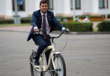 """""""А де ж велосипед?"""": кияни обурені постійними заторами через кортежі Зеленського - today.ua"""