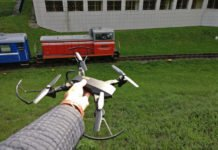 Укрзалізниця за допомогою дрона викрила крадіїв, які зливали паливо - today.ua