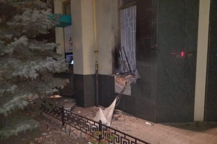 В Одесі підірвали банк: опубліковані фото - today.ua