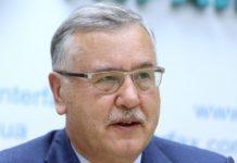 Гриценко подав скаргу до ЦВК - today.ua