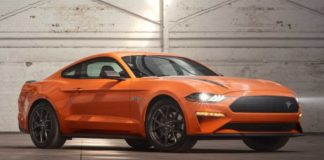 Ford представил новый Mustang 2.3 L High Performance Package - today.ua