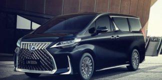 Toyota представила первый минивэн под брендом Lexus - today.ua