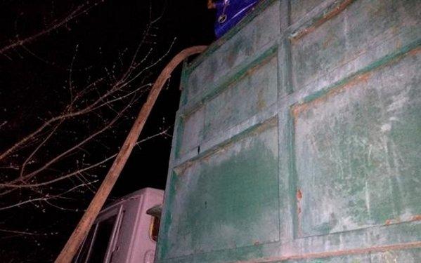 На Сумщині затримали крадіїв нафтопродуктів з магістрального трубопроводу