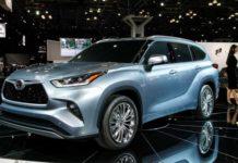 Нова Toyota Highlander офіційно представлена на автосалоні в Нью-Йорку - today.ua
