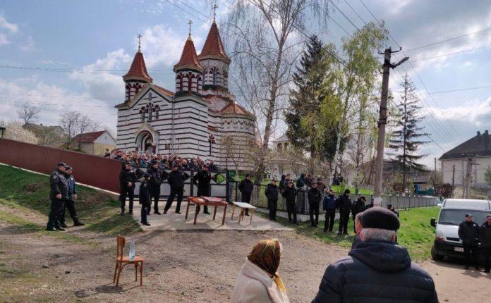 На Буковині стався конфлікт між представниками релігійних громад