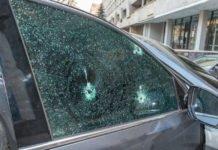 У Дніпрі поліцейські розстріляли Hyundai з автокрадіями (відео) - today.ua